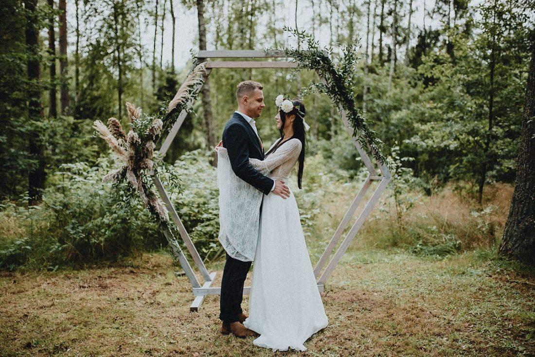 najlepsze zdjęcia ślubne boho 2020