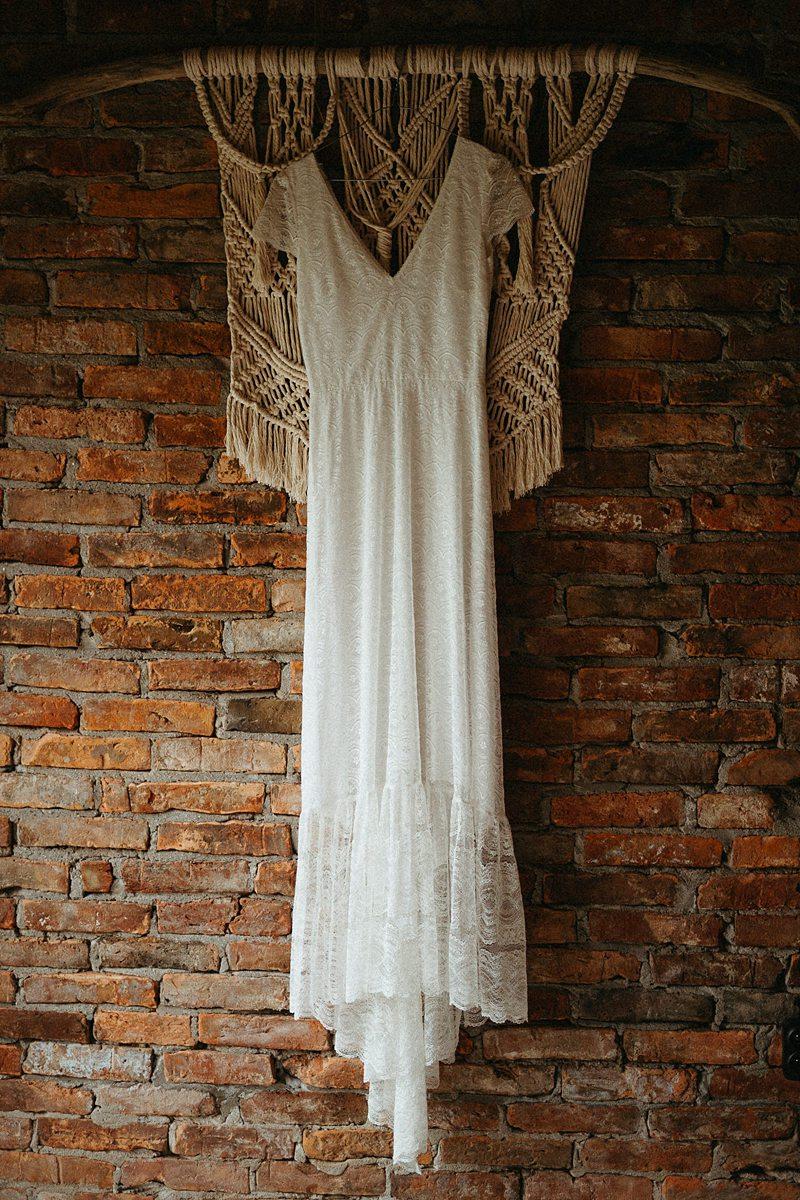 suknia ślubna boho 2021