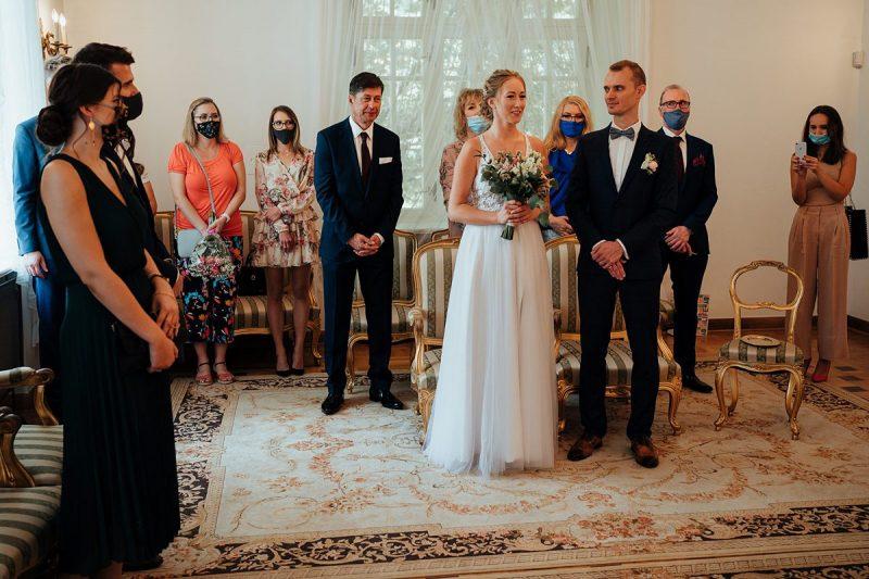pandemia ślub cywilny